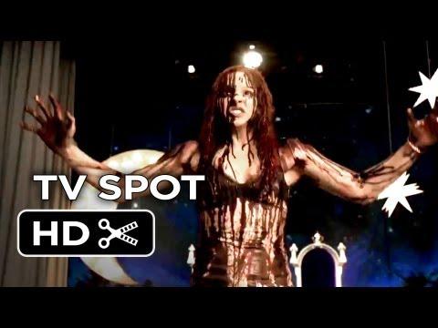Carrie TV SPOT – Power (2013) – Chloe Moretz Movie HD