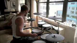 34 Bourne Vivaldi 34 The Piano Guys Drum By Alex Marks