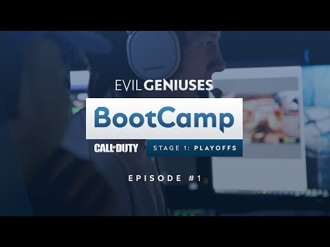Call of Duty World League, Stage 1: Playoffs - EG BootCamp (Ep. 1)