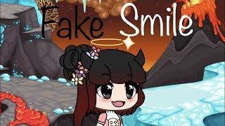 Fake Smile | Gacha Life Minimovie