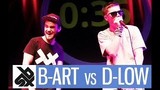 download lagu B-art Vs D-low    Shootout Beatbox Battle gratis