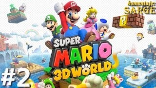 Zagrajmy w Super Mario 3D World odc. 2 - Świat 2 / World 2