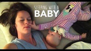 නිදන් ඉන්න අම්මාට වද දෙන පුංචි බබෙක් මෙන්න...!! Why Co-Sleeping is No-Sleeping