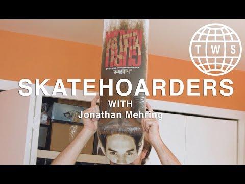 SkateHoarders: Jonathan Mehring