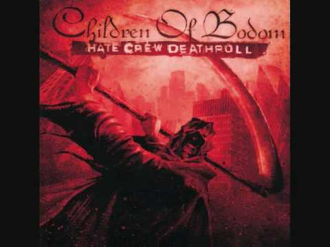 Children Of Bodom - Tripple Corpse Hammerblow