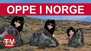 Oppe i Norge - Danske børnesange
