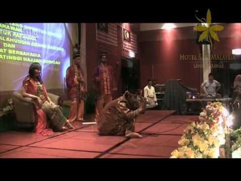 Majlis Ramah Tamah Bersama TYT Yang Di-Pertua Negeri Sarawak Di Hotel