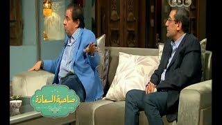 #صاحبة_السعادة   لقاء خاص مع المخرج - رائد لبيب و المؤلف - شامخ الشندويلي - الجزء الثاني
