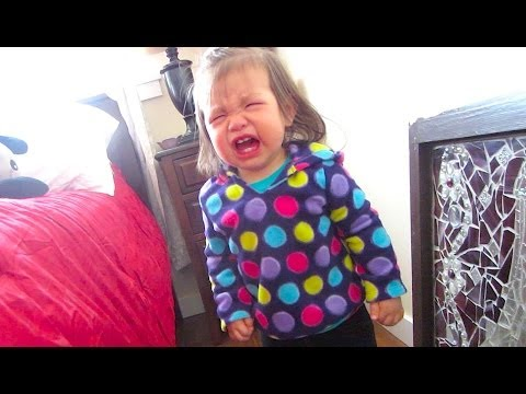 Baby Tantrum - March 26, 2014 - itsJudysLife Daily Vlog