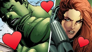 Tell Us YOUR Favorite Marvel Couple!