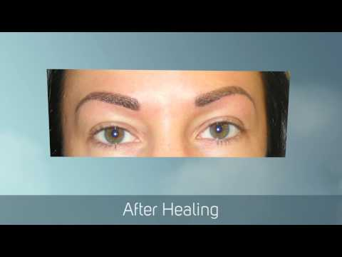 Permanent Makeup - Permanent Eyebrows Victoria BC