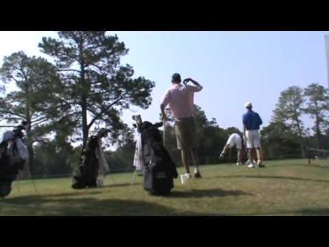 2011 Future Masters Final Round Leaders Hole # 1