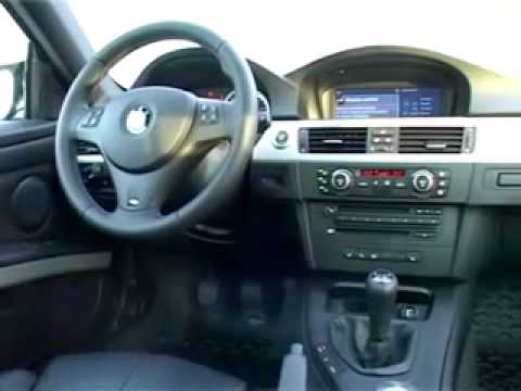 Обзор автомобиля BMW M3