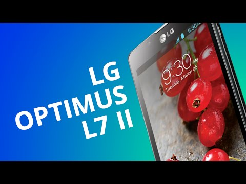 Análise: LG Optimus L7 II. um Optimus L7 com esteróides