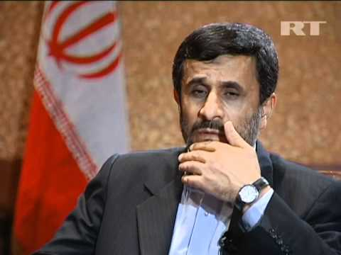 NWW World-Interview 04.05.2010  Ahmadinejad Iranian President Mahmoud Ahmadinejad gave an  Interview