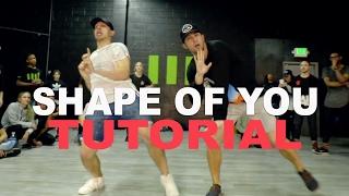 """download lagu """"shape Of You"""" - Ed Sheeran Dance Tutorial  gratis"""