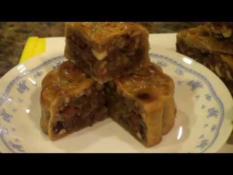 Banh Trung Thu Thap Cam Recipe Bánh Trung Thu Nhân Thập Cẩm