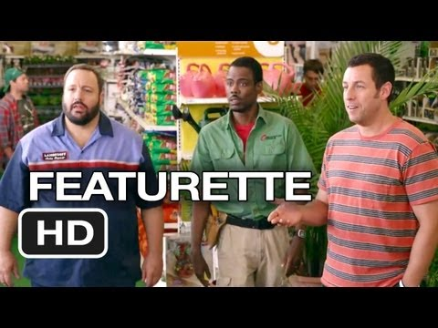 Grown Ups 2 Featurette - The Boys are Back  (2013) - Adam Sandler, Kevin James Movie HD