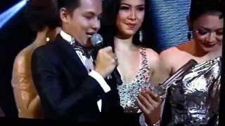 Infotaiment awards di SCTV 2014#Kategori cowok Fashionable