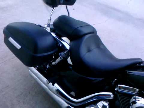 My 2009 Vulcan 1700 Classic Video