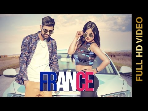 FRANCE | MANDEEP VERKA | Latest Punjabi Video Songs 2016