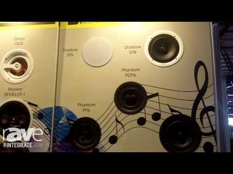 Integrate 2016: Advanced Audio Australia Exhibits True Audio Line of Speaker Products