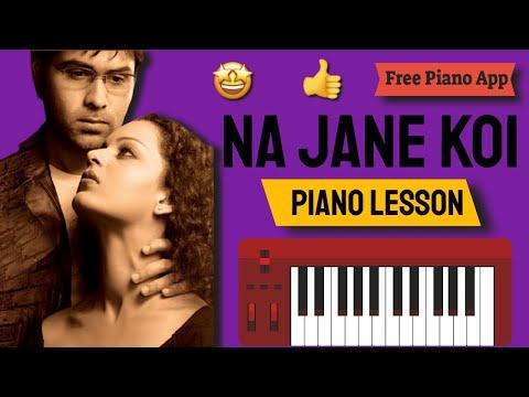 Gangster - Bheegi Bheegi si hain  -  Free Piano Lesson (Pravin...