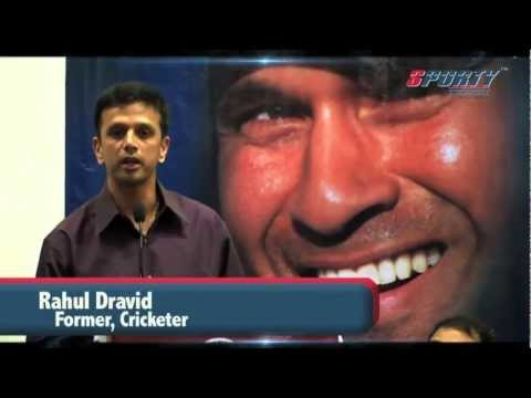 Rahul Dravid mimics Sachin Tendulkar's 'squeaky voice'