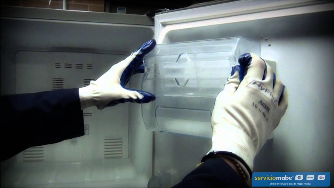 Mantenimiento de dispensador de agua y desmoldador de for Dispensador de latas para frigorifico