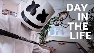 A Day in the Life of Marshmello