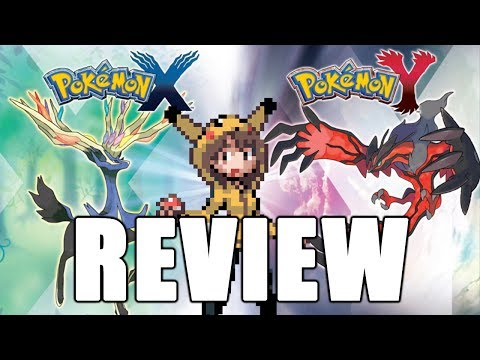 Pokémon X & Y Review (NO SPOILERS)