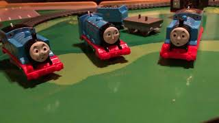 Thomas the Train Trackmaster Twisting Tornado