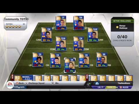 FIFA 13 50.000 Special TOTS Pack Opening ft 90 & 87 rated players! (Ultimate Team)