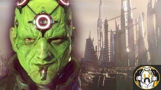 The Role of Brainiac in Syfy's Krypton