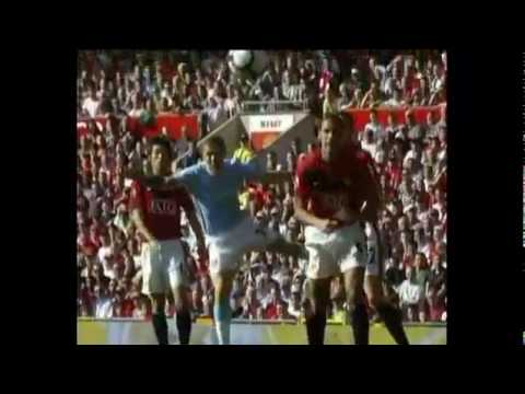 Manchester Utd V Manchester City 4 3 2009 All Goals video