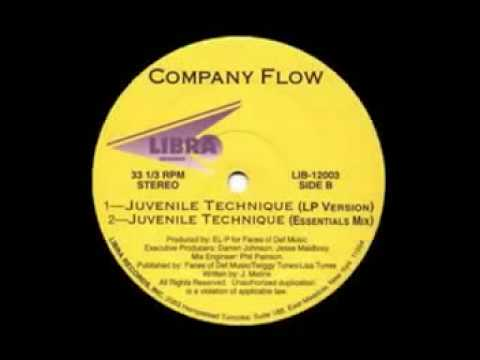 Company Flow - Juvenile Techniques