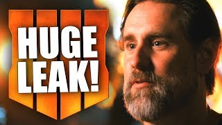 HUGE BLACK OPS 4 LEAK! Blackout Details, 64 Players, Weapons, Rarities & Much More! (BO4 News)