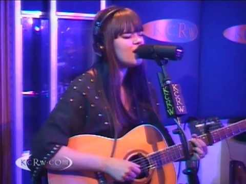 "First Aid Kit performing ""Emmylou"" on KCRW"