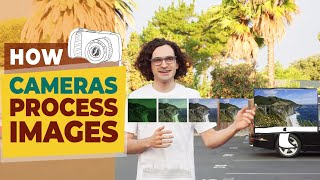 How Digital Cameras Process Images