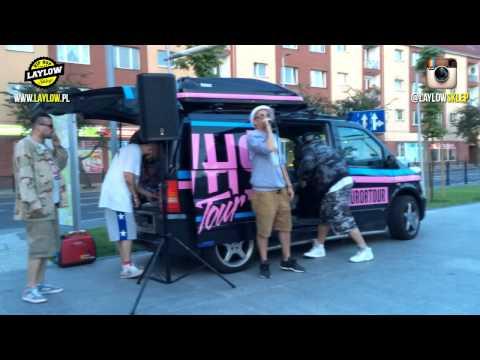 TEDE STREET VHS TOUR KOSZALIN KONCERT LIVE 15.07.2015 - CAŁY KONCERT HD