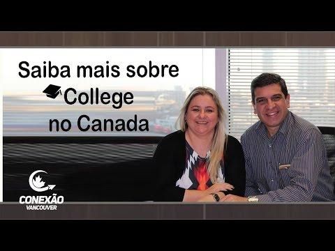 Conexão Vancouver - Conhecendo mais sobre os Colleges