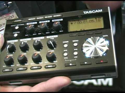 ���� TASCAM DP-004 #1
