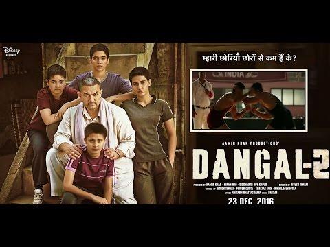 Dangal 2   Official Trailer   Aamir Khan   A J thumbnail