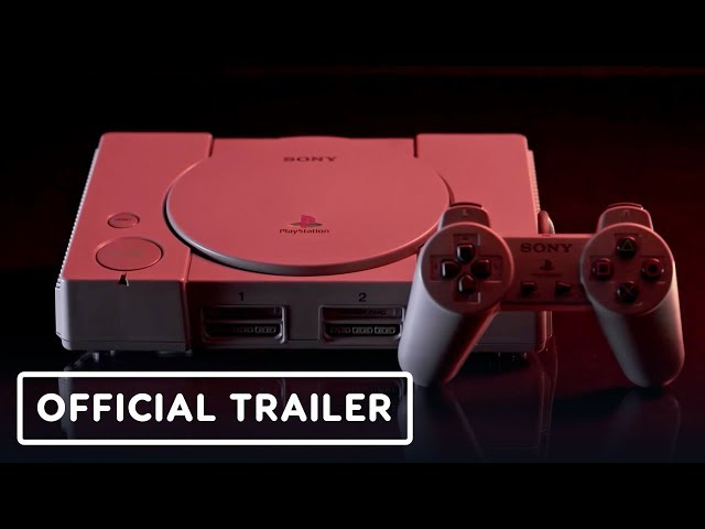 PlayStation Celebrating 25 Years of Play - Official Trailer
