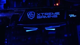 Gigabyte GTX 1080 Xtreme Gaming (UNBOXING/INSTALL)
