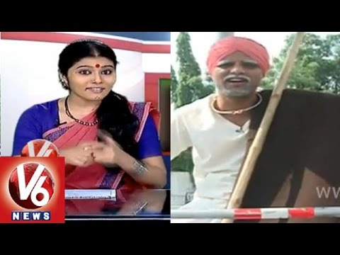 Mallana report on Household survey in Hyderabad - Teenmaar News...