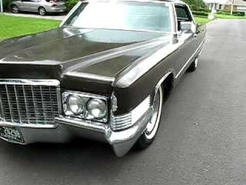 1970 Cadillac Coupe Deville 1