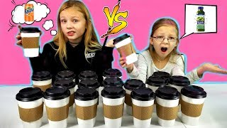 Don't Choose The Wrong Drink Challenge!!!