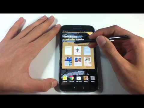 Videoreview del Samsung Galaxy Note 2 [HD] [Espa�ol]
