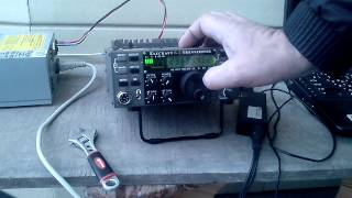 77.5 ГГц Ham radio big signals QSO from RUSSIA